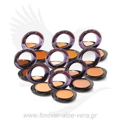 Πούδρα Make Up με Αλόη - Forever Cream to Powder Foundation